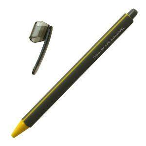 クリップ付き 限定カラー 鉛筆シャープ 0.9mm 2B【グレー軸】 PS-P100SM-1SP