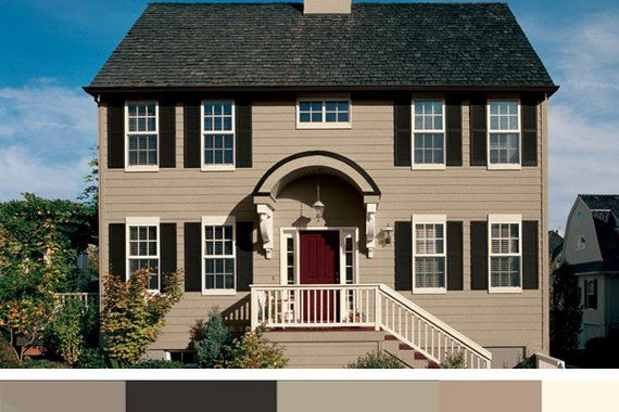 10 Great Value Add Exterior Home Paint Color Tips Color Conscious Paint Colors Cove And Home