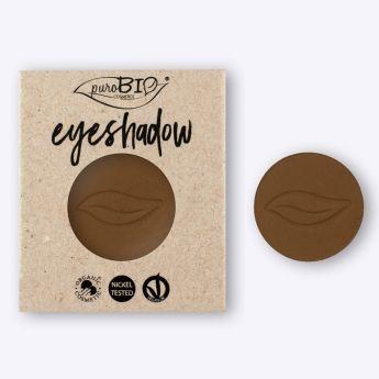Recarga magnética Marrón Hielo PUROBIO. Adaptable a envase principal. Alta pigmentación, larga duración. Maquillaje profesional. Ingredientes ecológicos. Envíos 24/48h. Península y Baleares #CosmeticaNatural #Purobio #Eyeshadow #MaquillajeNatural #Maquillaje #Belleza #Beauty #Cosmetics