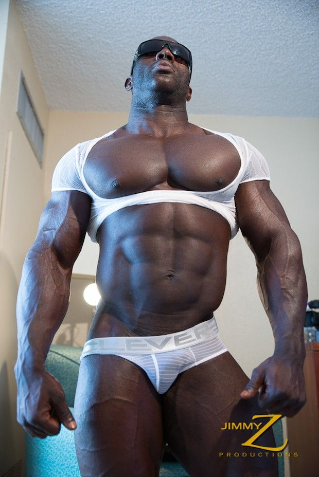 from Tyrone gay chocolate hunks