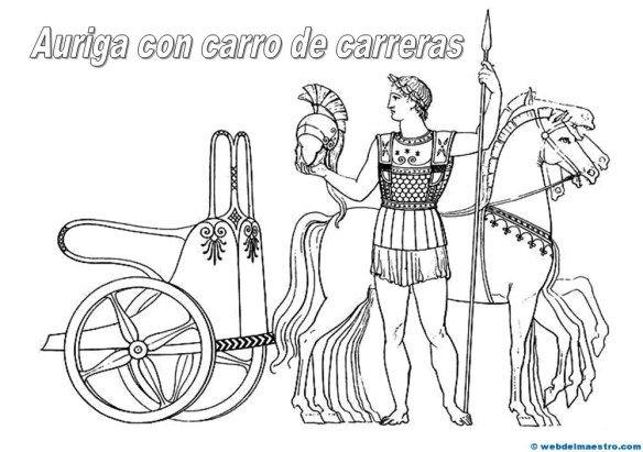 Dibujos De Romanos Web Del Maestro Juegos Olimpicos Antiguos Romanos Dibujos