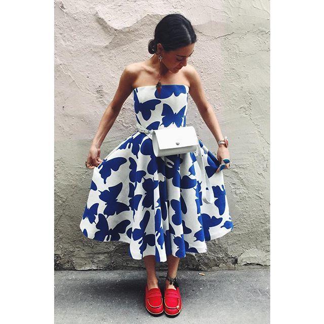 #yasyaminochkina dress #nim_design bag #ketevanemaisaia footwear #sofiogongli ring and bracelet