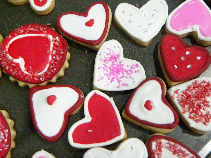 Antójate con deliciosas galletas preparadas con amor.