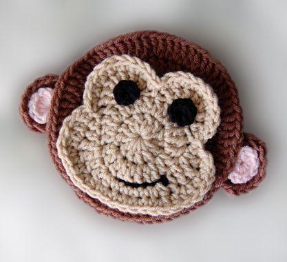 Monkey Business Crochet Pattern (FREE) - http://pinterest.com/Allcrochet