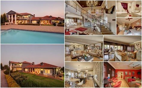 We kick off the day with a stunning #MyPropertyPick in the exclusive Rietvlei Country Estate, Pretoria!  See more of this property marketed through REMAX Destiny here:  http://www.myproperty.co.za/property/for-sale/rietvlei-country-estate/7-bedroom-house-for-sale-1276385/