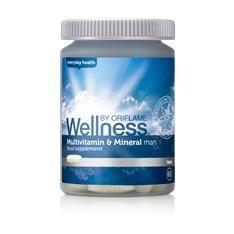 Комплекс «Мультивітаміни та мінерали» для чоловіків