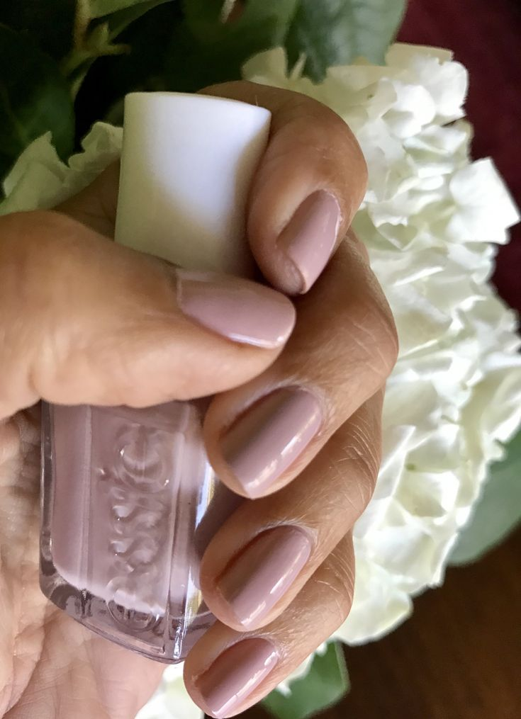 Mani Monday: New Nail Neutrals to Try this Fall