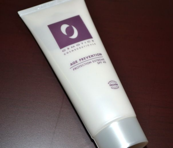 Osmotics Cosmeceuticals Age Prevention Protection Extreme SPF 45