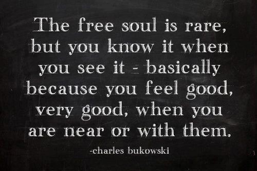 Free Spirit | Soul | Rare  http://kelshow.wordpress.com/2013/09/03/ode-to-free-spirits/