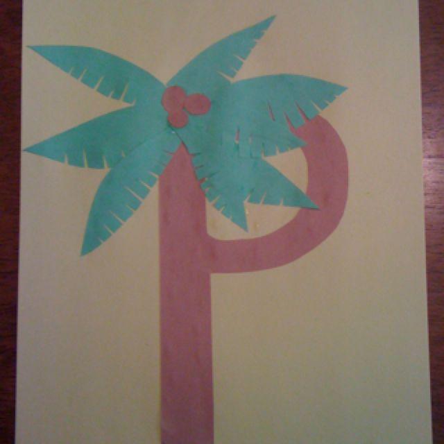 1000+ ideas about Letter P Crafts on Pinterest | Letter p ...