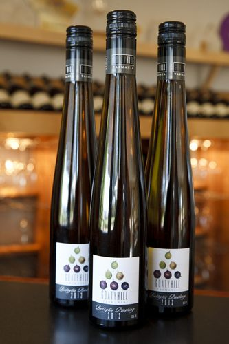 Goaty Hill Wines - Story on the Tamar Valley Vineyards Wine Trail. This is my favourite vineyard at the moment!