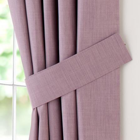 Dunelm Purple Curtain Tieback