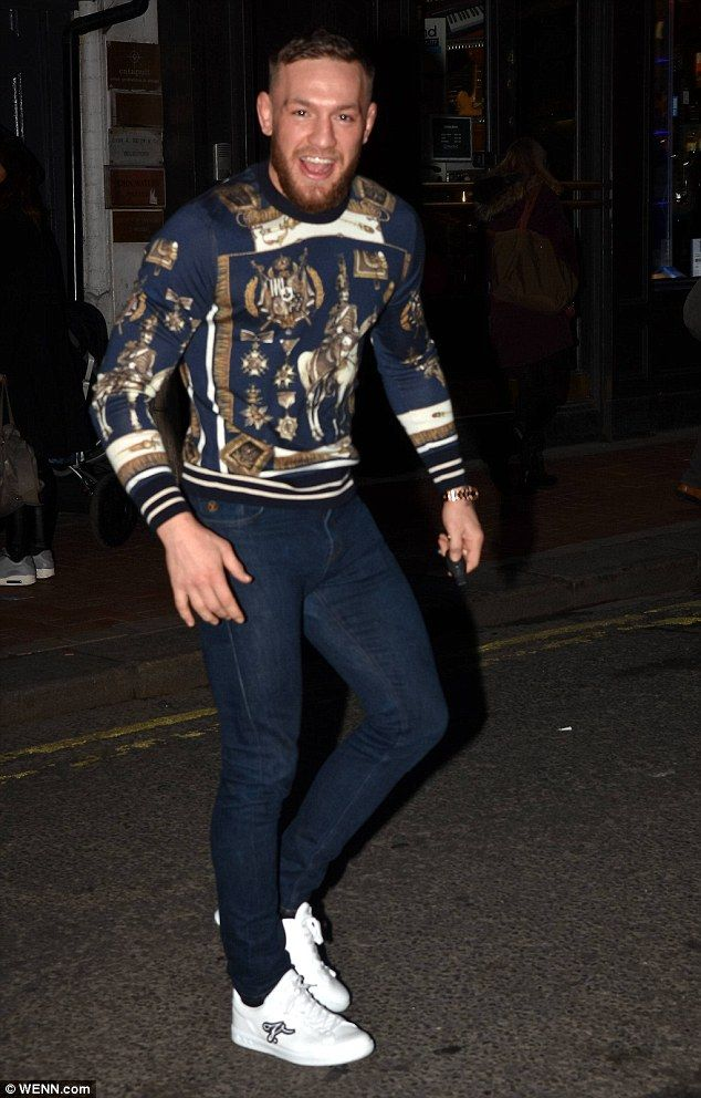 Conor McGregor beams on dinner date with girlfriend Dee  He was branded disrespectful for posing alongside Rita Ora at an awards bash in December as the singer jokingly referring to their evening together as a date night despite his nine-year relationship with girlfriend Dee Devlin.  But proving the controversial snap is well and truly behind himConor McGregor was seen putting on a united front with his long-term love as they dined out together in Dublin on Friday night.  The UFC fighter 29…
