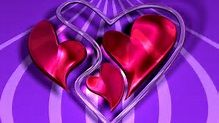 Images Of Love Heart Widescreen HD Wallpapers