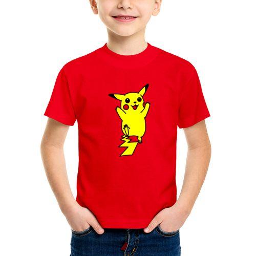 Детская футболка Покемоны5