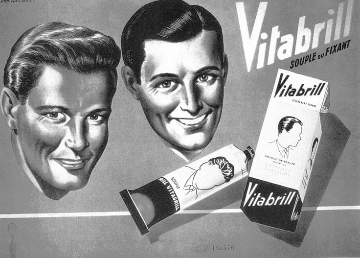 1950-1965 1950-1960 Vitabrill Emmanuel Gaillard