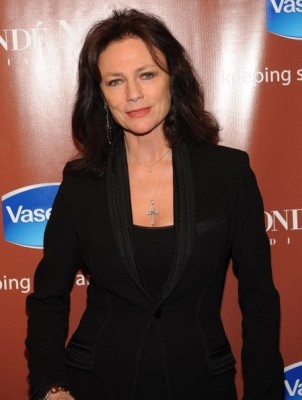 Jacqueline Bisset Age 67 very nice, but most of us can't afford the face lift, chemical peels, etc