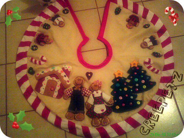 pie de arbol de navidad | Navidad | Pinterest | Empanadas y Navidad