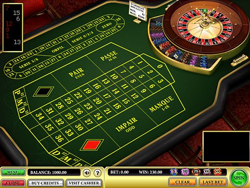 Live Roulette Online Ireland