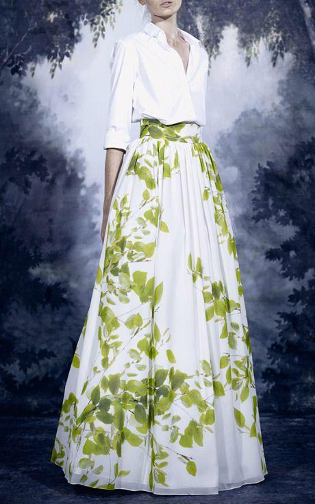 A La Russe Spring/Summer 2015 Trunkshow Look 28 on Moda Operandi