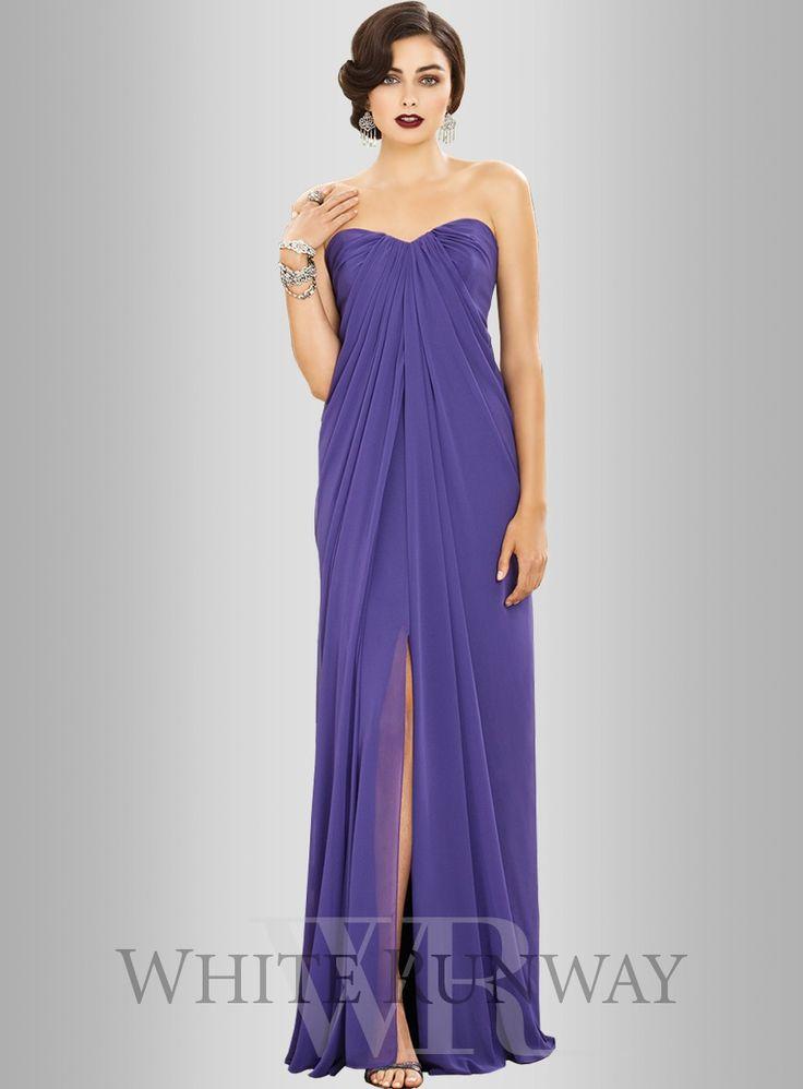 14 best Bridesmaids images on Pinterest | Floor length dresses, Full ...