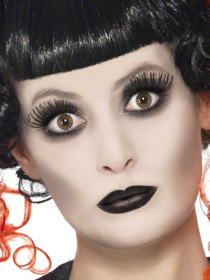 31 best Gothic look images on Pinterest | Gothic makeup, Make up ...