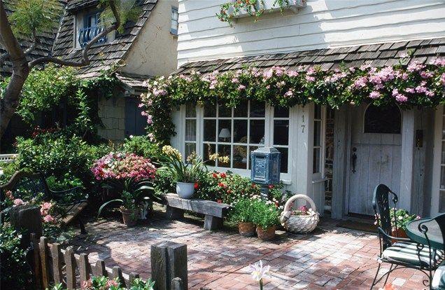 Front Yard Cottage Garden Ideas Home Design Ideas