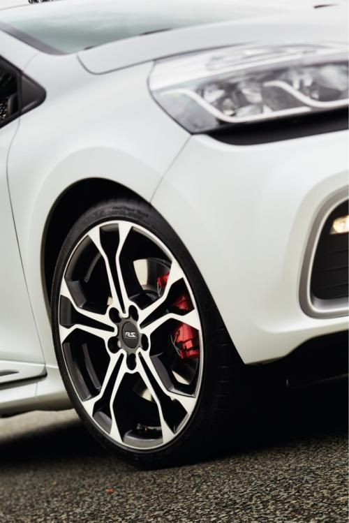 Clio RS 220 Trophy Alloy