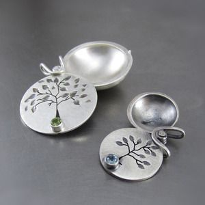 Handmade Lockets by Beth Millner
