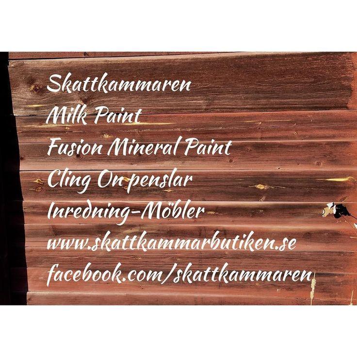 Kaseinfärg -Mineralfärger och världens bästa penslar hittar ni hos Skattkammaren#skattkammarbutiken #fusionmineralpaint #milkpaint #mjölkfärg #målamöbler #måla #penslar#clingon #diy#inspiration #butik #tillsalu