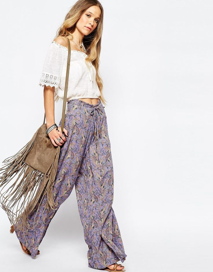 DENIM&SUPPLY Floral Pants Spring/summer Ralph Lauren