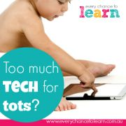 Technology for babies?
