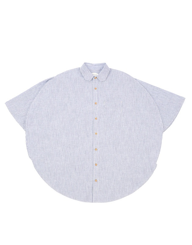 [Center for COSMIC WONDER Online Store] OXFORD CIRCULAR SHIRT.