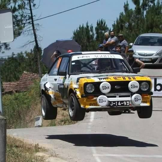 Ford Escort RS MKIII