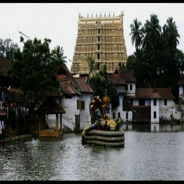 Thiruvananthapuram Travel: 17 Best Ideas About Padmanabhaswamy Temple On Pinterest
