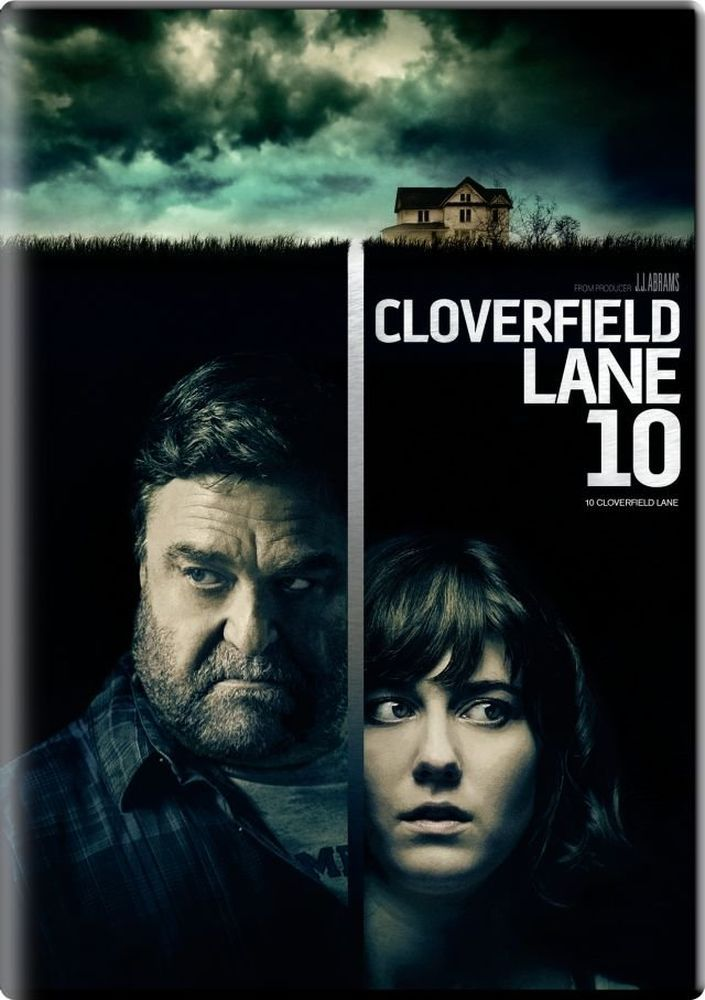 """Cloverfield Lane 10"", reż. Dan Trachtenberg, cen. Matthew Stuecken, Josh Campbell, Damien Chazelle. Obsada: John Goodman, Mary Elizabeth Winstead, John Gallagher Jr., Bradley Cooper. 99 min."