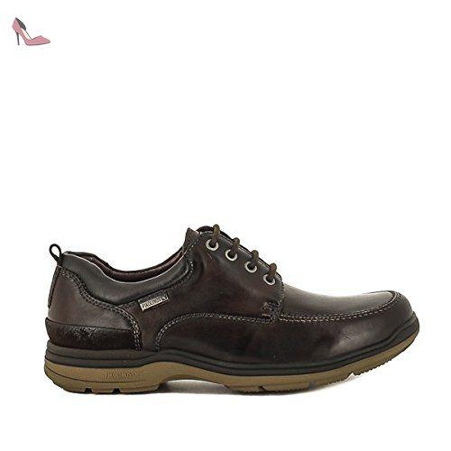 Pikolinos , Chaussures de ville à lacets pour homme marron 40 - Chaussures pikolinos (*Partner-Link)