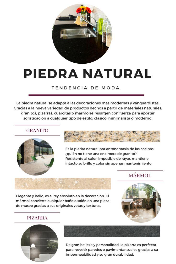 Vuelve la piedra natural si es que nunca se ha ido las - Propiedades piedras naturales ...
