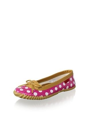 55% OFF Chooka Women's Duck Skimmer Flat (Pink)