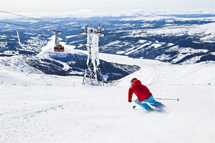 Åre European Best Destinations - Copyright Jonas Kullman #Ski #Sweden #Europe #ebdestinations
