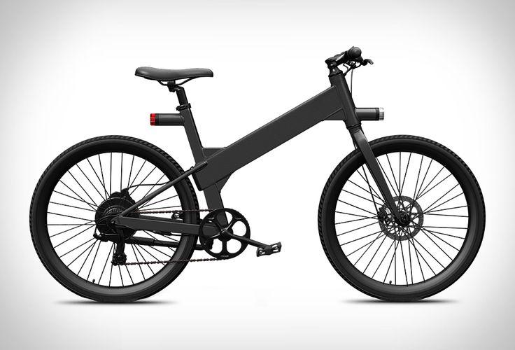 Flash Smart Electric Bike   Image