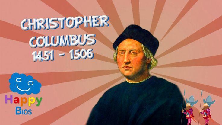 Christopher Columbus | Educational Bios for Kids