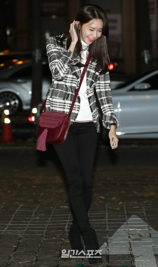 Yoona Snsd Fashion Style Traffic Club