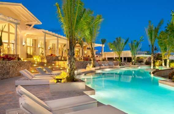 Where: Dominican RepublicTaking cues from hotels in the French Riviera, the décor at Eden Roc Cap Ca... - Eden Roc Cap Cana