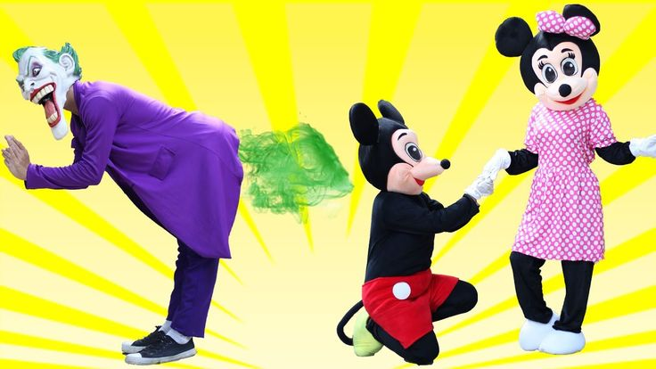 Mickey Mouse & Minnie Mouse New Episodes! GIANT Crocodile! Minnie Mouse,...