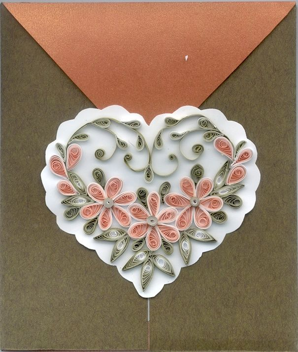 17 best images about paper quilling on pinterest for Paper quilling art projects