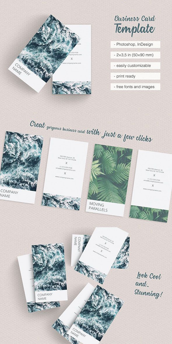 20 Awesome Business Card Templates For Small Businesses Graphic Elements Business Card Photographer Business Card Template Photoshop Photographer Business Cards