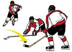 Basic Tips To Improve Your Passing   USA Hockey Magazine