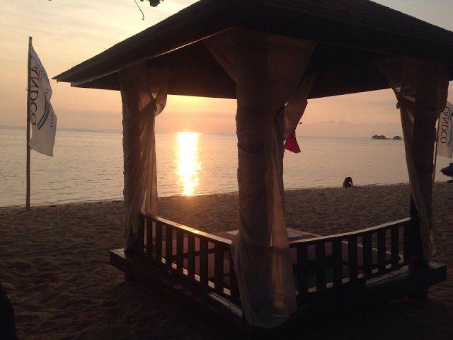 Aquaria Beach Resort in Calatagan, Batangas