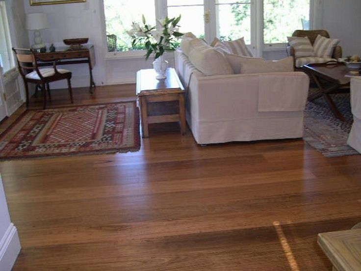 Wide Blackbutt Flooring